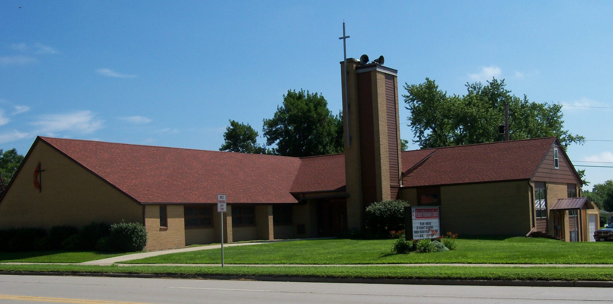 Monroe United Methodist Church